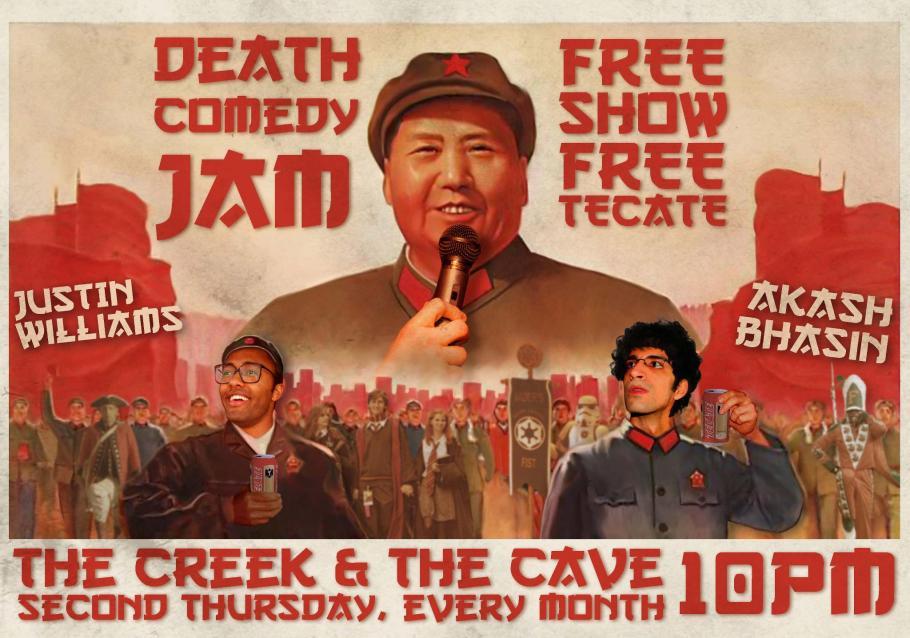 Death Comedy Jam